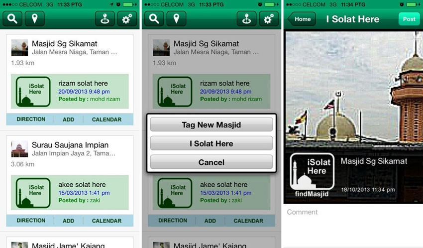 FindMasjid iOS