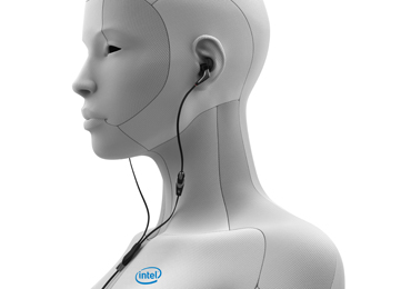 Intel Smart Earbud