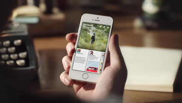 """Facebook Mengumumkan """"Paper"""" – Aplikasi Memfokuskan Penemuan Berita Dan Artikel"""