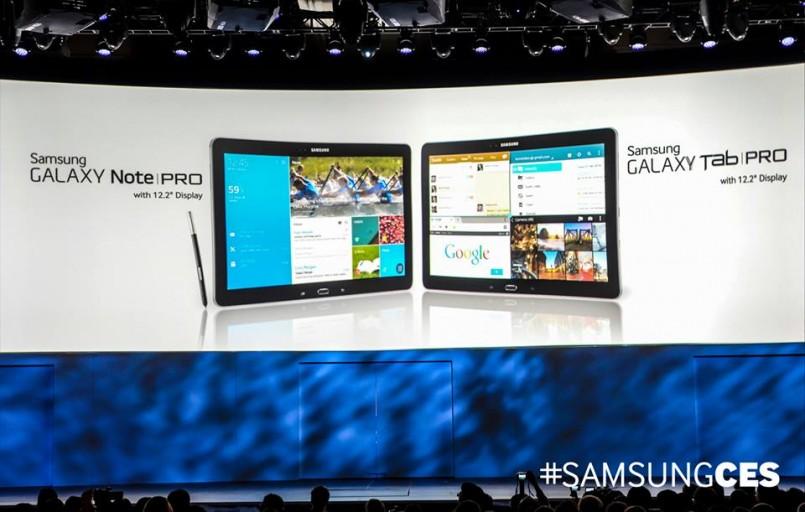 Samsung Galaxy NotePRO 12.2 Diperkenalkan Dengan Antaramuka Magazine UX
