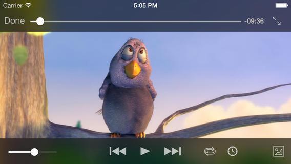 VLC iPhon