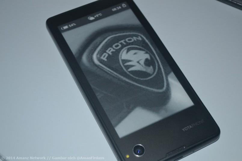 Yotaphone 3 Dikatakan Masih Lagi Dalam Pembangunan