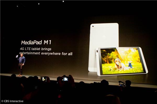 Huawei MediaPad M1 Diperkenalkan – Tablet Dengan Rekaan Seumpama HTC One