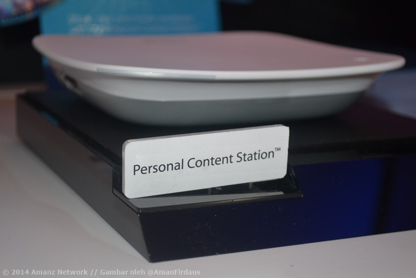 Personal Content Station