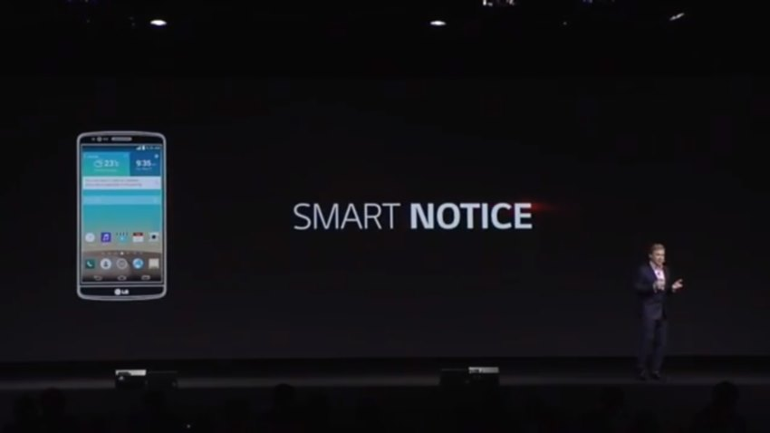 LG Smart Notice