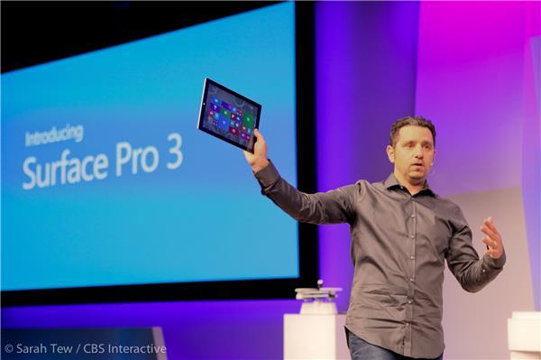 Microsoft Memperkenalkan Surface Pro 3 – Hadir Dengan Skrin 12-inci