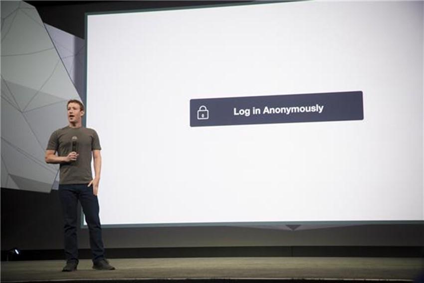 F8 - Mark Zuckerberg