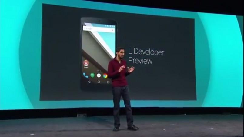 """Android """"L"""" Preview Sedia Dimuat-Turun Para Pembangun – Untuk Nexus 5 Dan Nexus 7 (2013 WiFi)"""