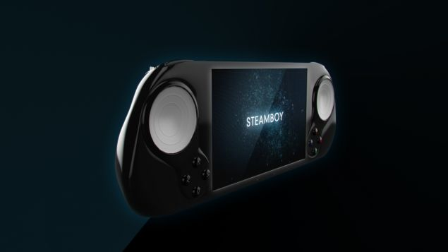 SteamBoy Machine