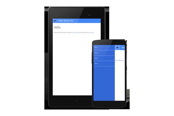 Googl Web Starter Kit