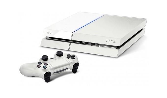 PS4 Putih