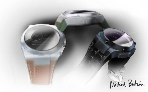 HP Gilt Smartwatch