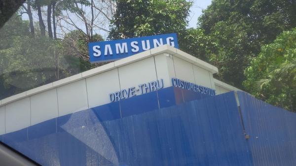 Samsung Drive-Thru