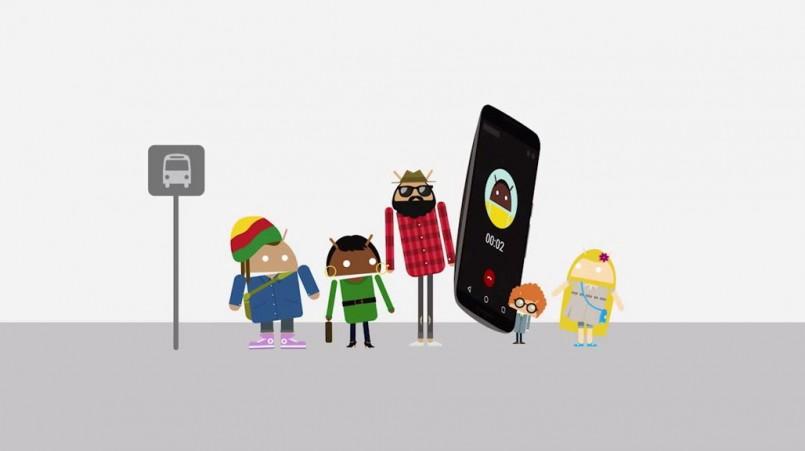 Adakah Ini Iklan Awal Untuk Android L Dan Nexus 6?