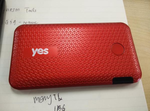 Dongle Yes Baru