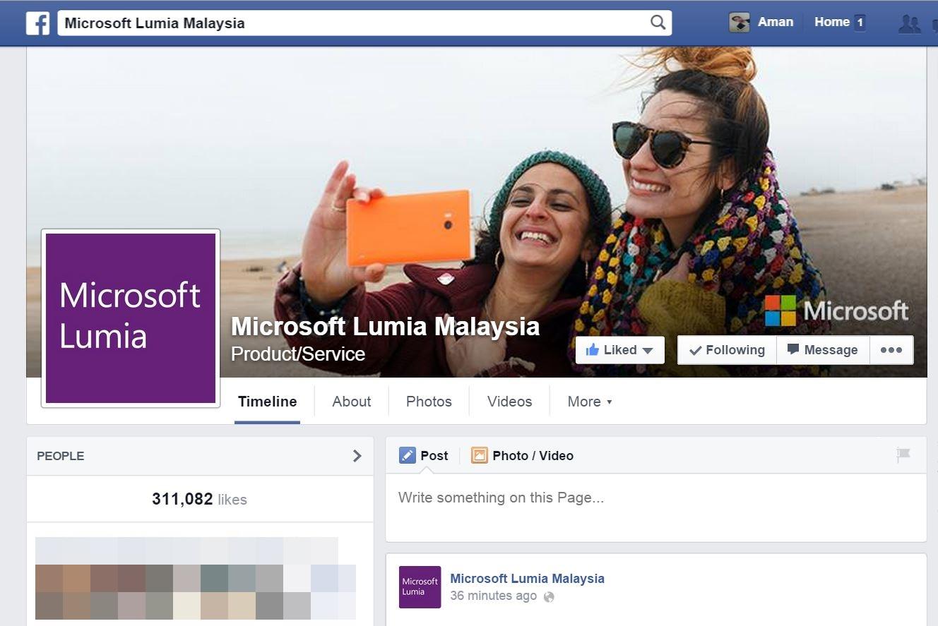 Microsoft Lumia Malaysia