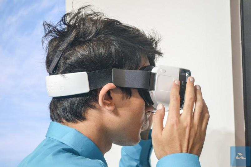 Samsung Memperkenalkan Gear VR Edisi Pengguna – Menyokong Pelbagai Peranti Galaxy 2015, Pada Harga Lebih Rendah