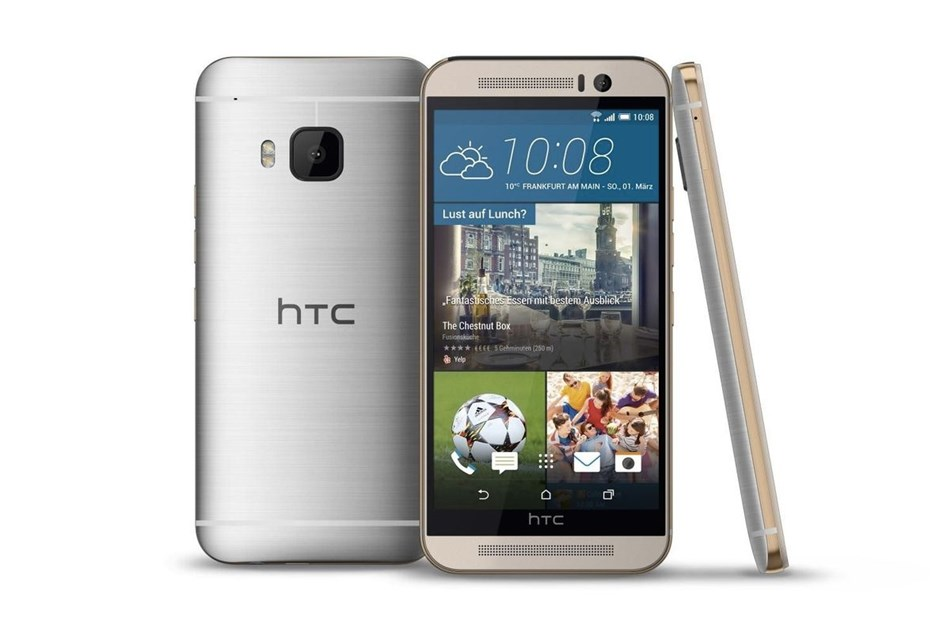 HTC One M9 Tertiris