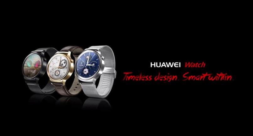 Video Iklan Huawei Watch Memperlihatkan Peranti Berkenaan Dengan Lebih Dekat