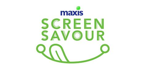 Maxis Screen Savour