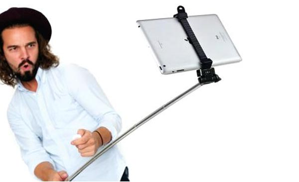 Monopod-tablet