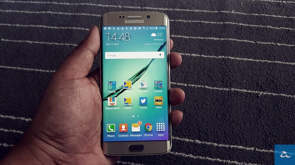Samsung Galaxy S6 Review20150411_144833