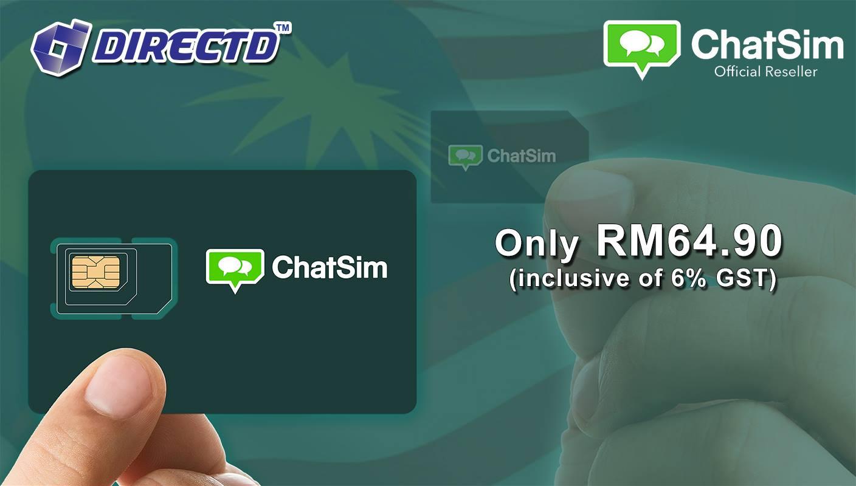 ChatSIM Malaysia