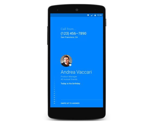 Hello Aplikasi Pendial Untuk Android Daripada Pihak Facebook Membolehkan Anda Mengetahui Siapa Membuat Panggilan
