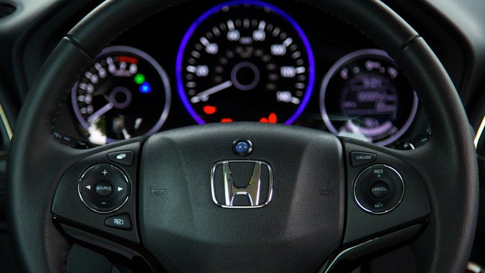 Honda HR-V Selfie