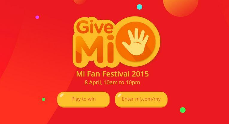 Mi Fan Festival 2015