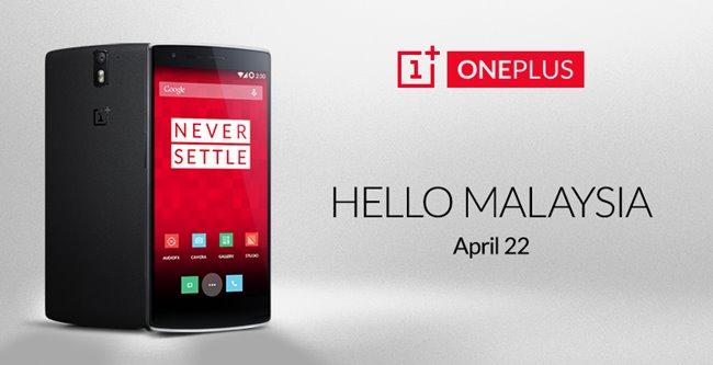OnePlus One Malaysia