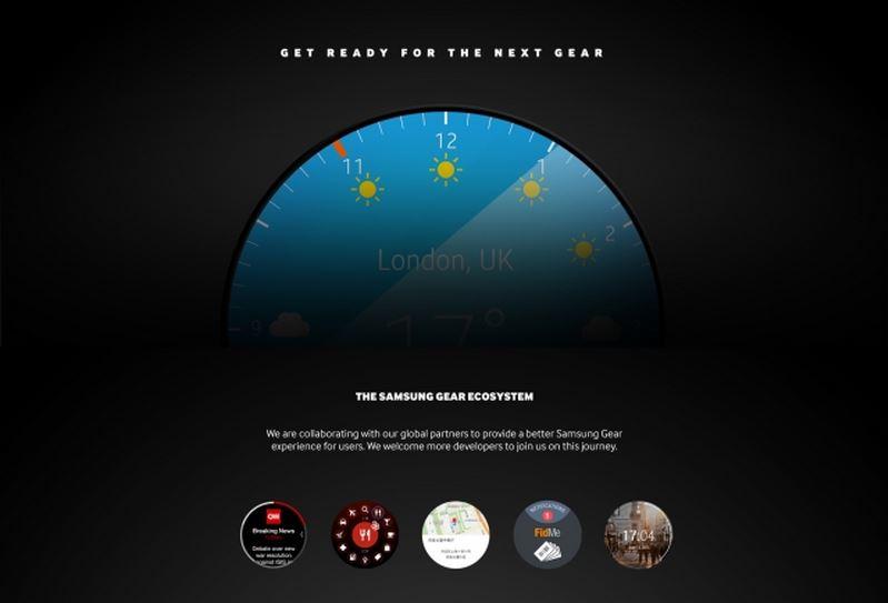 Jam Tangan Pintar Daripada Samsung Seterusnya Adalah Bulat