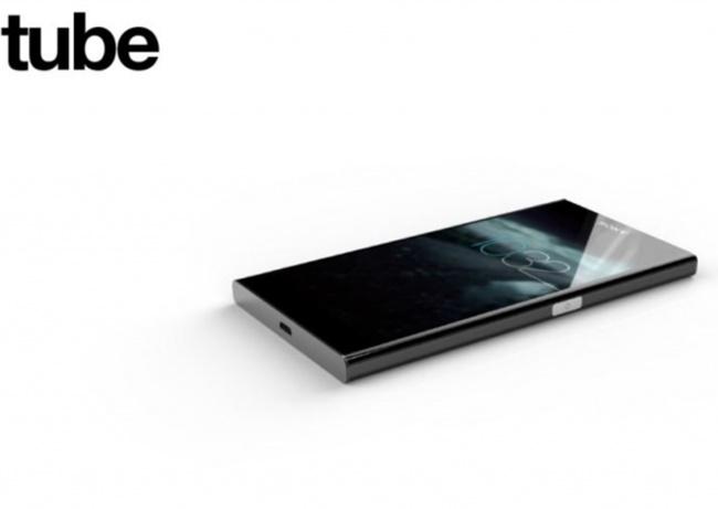 Sony Xperia Tube