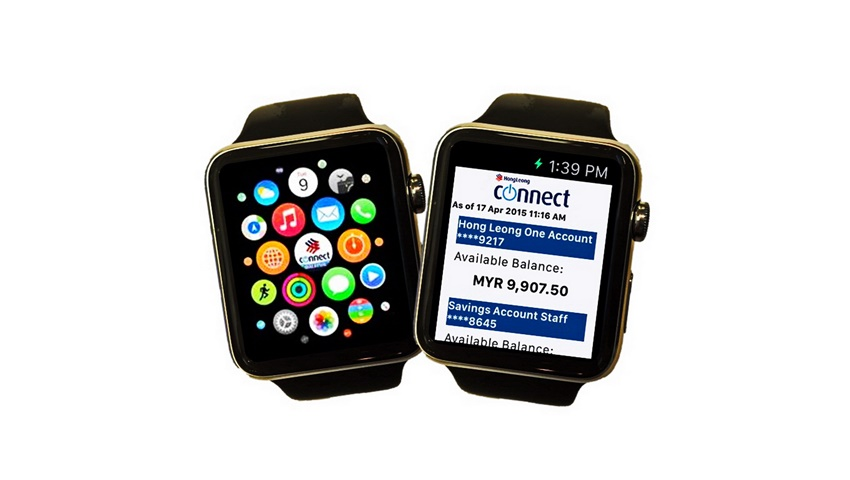 Hong Leong Apple Watch
