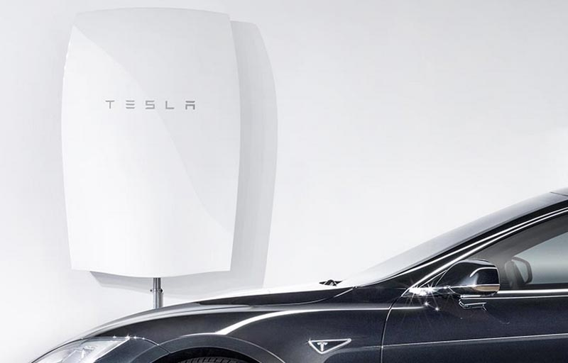 PowerWall Power Bank Untuk Rumah Dihasilkan Oleh Tesla