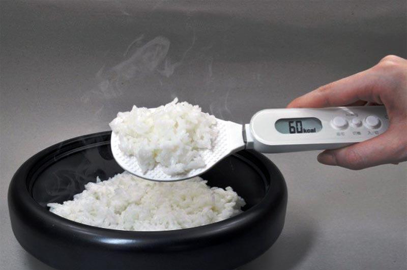 Senduk Nasi Pintar – Mampu Mengira Berat Dan Kalori Nasi Yang Disenduk