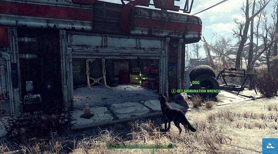Fallout 4Fallout-4-Dog