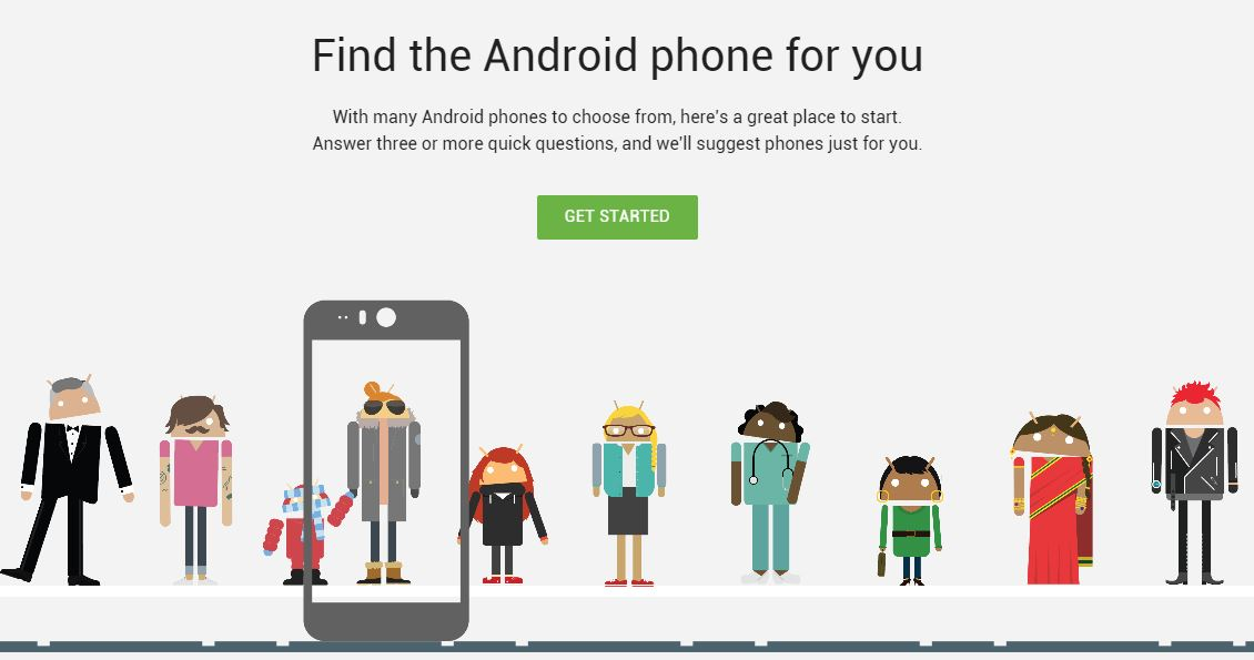 Android Which Phone