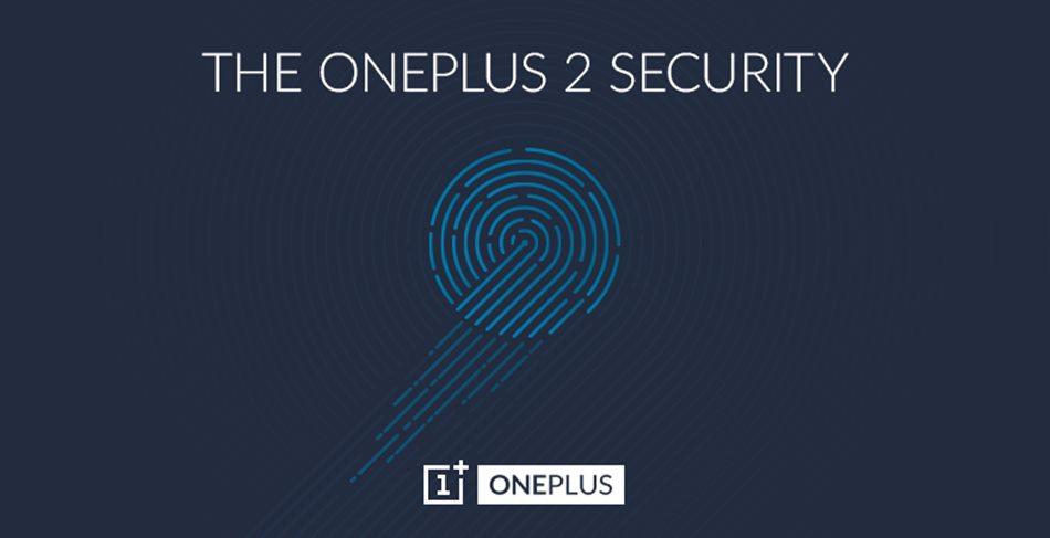 OnePlus 2 Cap Jari