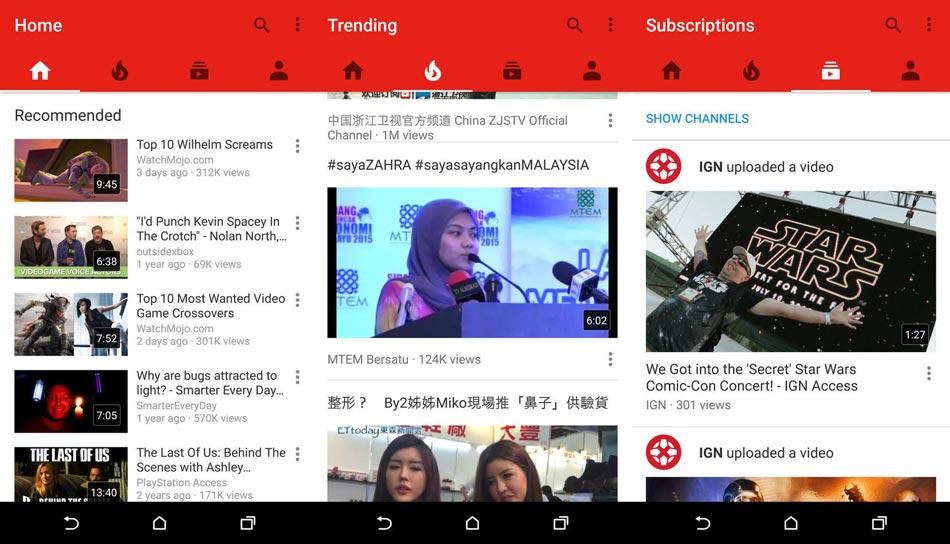Youtube-New-UI