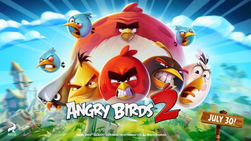 Rovio Menyasarkan Untuk Mengeluarkan Filem Angry Birds Kedua Menjelang 2019