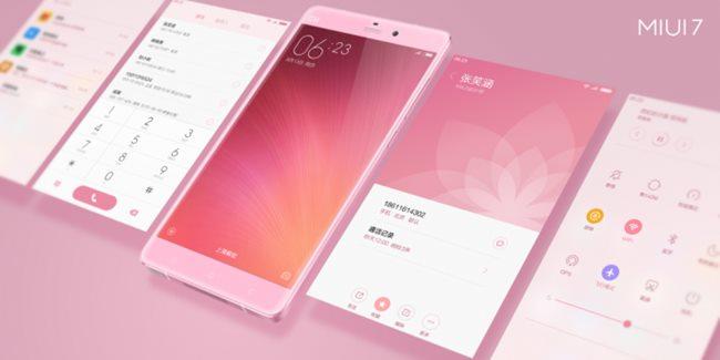 Xiaomi MIUI7