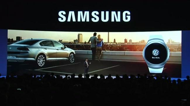 Samsung Car Mode