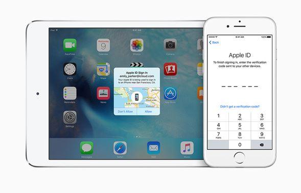 iOS9 Sekuriti