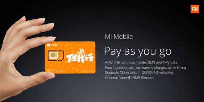 Xiaomi Mi Mobile