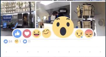 Facebook Reaksi