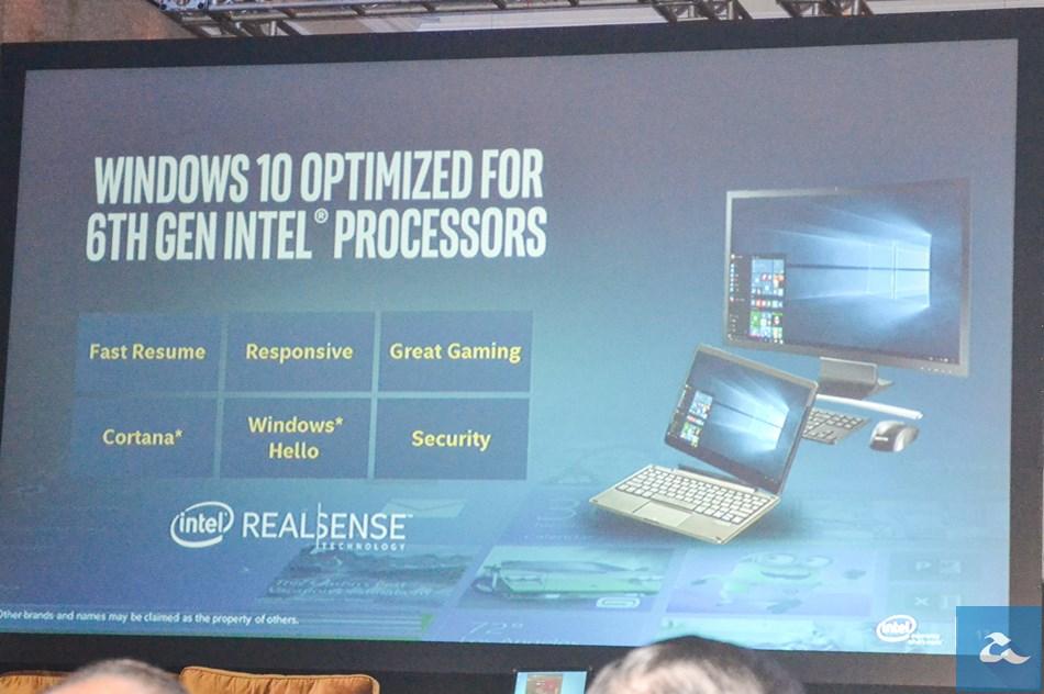 Intel Core Gen 6