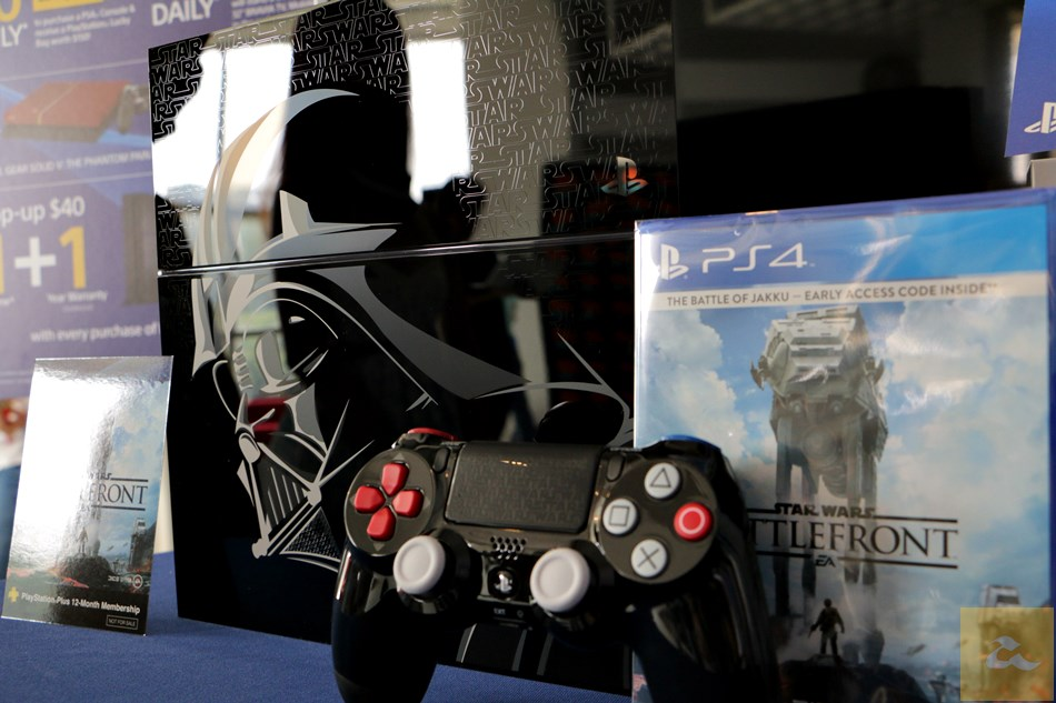 PlayStation 4 Star Wars