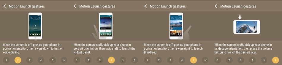 HTC-One-E9+-Quick-Launch