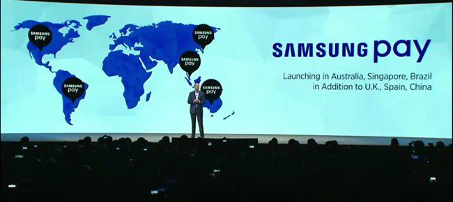 Samsung Pay Singapura